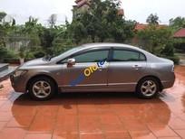 Cần bán Honda Civic đời 2007, màu bạc, xe không lỗi, không ngập nước, giấy tờ đảm bảo