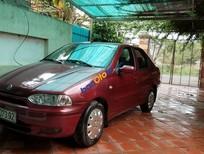 Xe Fiat Siena 2004, màu đỏ, nhập khẩu nguyên chiếc số sàn, giá chỉ 130 triệu