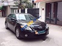 Bán ô tô Toyota Camry 2.5 LE sản xuất 2009, màu đen, nhập khẩu nguyên chiếc, 760 triệu