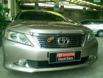 Bán Toyota Camry 2.5Q 2014, màu đen, xe đẹp tặng PK + BHVC, hỗ trợ vay 70% lãi suất ưu đãi
