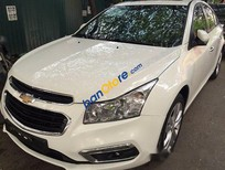 Bán Chevrolet Cruze LTZ đời 2015, màu trắng, giá 555tr