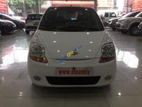 Cần bán lại xe Chevrolet Spark năm 2008, màu trắng giá cạnh tranh