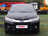 Cần bán gấp Honda City 1.5AT sản xuất 2014, màu đen số sàn, 484 triệu