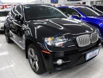 Bán BMW X6 năm 2010, màu đen, xe nhập số tự động