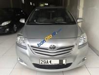 Bán Toyota Vios G đời 2011, màu bạc còn mới