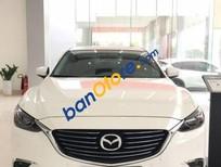 Cần bán xe Mazda 6 Facelift năm 2017, màu trắng
