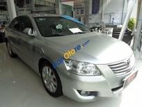 Bán Toyota Camry 3.5G AT đời 2006, màu bạc đã đi 102188 km
