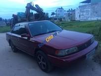 Cần bán xe cũ Toyota Camry sản xuất 1990, màu đỏ, xe nhập
