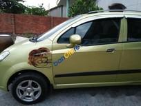 Cần bán Chevrolet Spark LT đời 2009, xe rin nguyên bản mới tinh, không đâm đụng gì cả
