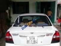 Cần bán lại xe Daewoo Nubira đời 2002, màu trắng còn mới
