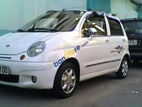 Bán Daewoo Matiz đời 2005, màu trắng