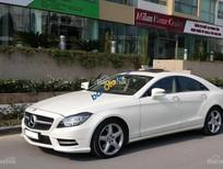Bán xe Mercedes Mercedes CLS350 model 2012, màu trắng, nhập khẩu nguyên chiếc