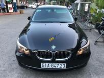 Cần bán xe BMW 5 Series 523i đời 2009, màu đen, xe nhập, giá tốt
