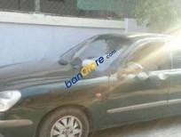 Bán Daewoo Nubira sản xuất 2000, màu xanh lam, giá tốt