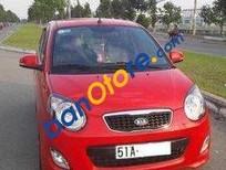 Chính chủ bán xe Kia Morning AT đời 2011, màu đỏ