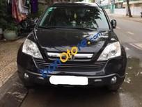 Cần bán Honda CR V đời 2010, màu đen, được bảo dưỡng định kỳ tại Honda Kim Thanh
