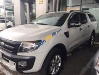 Cần bán Ford Ranger Wildtrak đời 2014, màu trắng