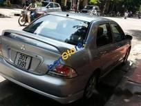 Chính chủ bán lại xe Mitsubishi Lancer GLX đời 2010, màu bạc, xe nhập