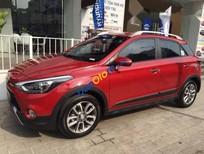 Cần bán Hyundai i20 Active năm 2017, màu đỏ