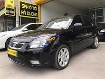 Auto bán Kia Rio 1.6AT đời 2009, màu đen, biển 34A