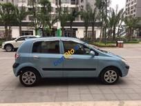 Cần bán xe Hyundai Getz 1.1 MT đời 2010, màu xanh lam chính chủ, giá tốt