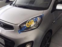 Cần bán Kia Morning Van  1.0 AT đời 2013, màu bạc, 270 triệu