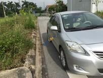 Toyota Vios 1.5E đời 2012, màu bạc, 372 triệu