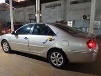 Cần bán gấp Toyota Camry 3.0 V6 đời 2005, màu bạc, nhập khẩu chính chủ, giá 470tr