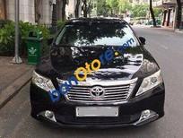 Bán Toyota Camry đời 2013, màu đen còn mới, giá 956tr
