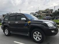 Cần bán gấp Toyota Prado GX năm 2008, màu đen, nhập khẩu số tự động, giá chỉ 810 triệu