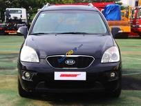 Cần bán Kia Carens SX 2.0AT sản xuất 2011, màu đen