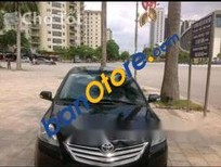 Bán Toyota Vios MT đời 2009, màu đen số sàn