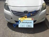 Cần bán gấp Toyota Vios MT sản xuất 2011, màu trắng số sàn, giá 235tr
