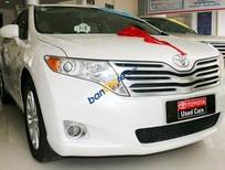 Bán Toyota Venza 2.7 2009 màu trắng, tặng BHVC, thuế trước bạ, nhập khẩu Mỹ, vay trả góp 60%