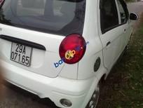 Cần bán gấp Daewoo Matiz đời 2008, màu trắng, xe nhập