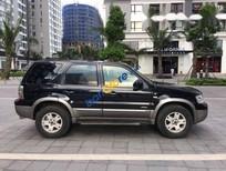 Bán ô tô Ford Escape XLT 3.0AT đời 2005, màu đen chính chủ