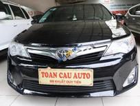 Xe Toyota Camry XLE 2.5 đời 2013, màu đen, nhập khẩu