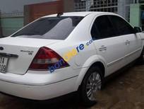 Bán Ford Mondeo đời 2003, màu trắng, chính chủ bao test, máy xăng