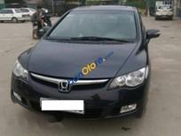 Cần bán lại xe Honda Civic đời 2007, màu đen, xe tư nhân chính chủ