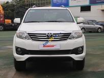 Bán Toyota Fortuner Sporttivo 2.7AT năm 2014, màu trắng, giá tốt