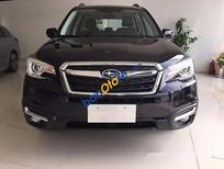 Bán xe Subaru Forester sản xuất 2016, màu đen, nhập khẩu nguyên chiếc