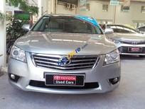 Bán Camry 2.4G đời 2010, màu bạc, giá tốt