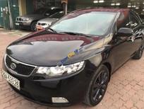 Bán xe cũ Kia Forte 1.6AT đời 2012, màu đen