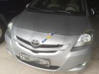 Bán Toyota Vios đời 2009, màu bạc xe gia đình