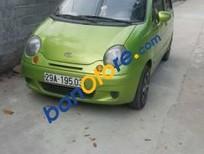 Bán xe Daewoo Matiz SE sản xuất 2007, xe cũ, máy êm, chạy khỏe, không hỏng hóc gì