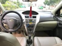 Bán ô tô Toyota Vios E năm 2009, màu đen chính chủ