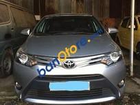 Cần bán xe Toyota Vios đời 2014, màu xám xe gia đình, giá tốt