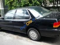 Cần bán lại xe Honda Accord sản xuất 1993, màu đen, nhập khẩu, giá 130tr