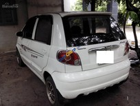Cần bán gấp Daewoo Matiz sản xuất 2006, màu trắng