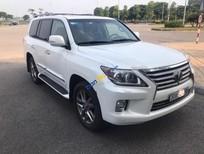 Cần bán xe Lexus LX 570 năm sản xuất 2014, màu trắng, xe nhập